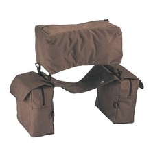 Horse Saddle Bag with Cantle Bag