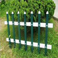 HangLi PVC Steel Profiles Security Fence