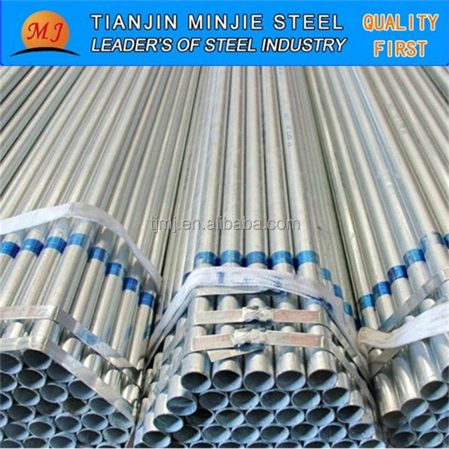 Construction material pre galvanized / hot dipped galvanized 48.3mm scaffold <strong>tube</strong>
