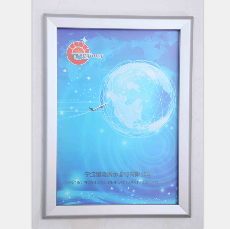 Nice quality large size poster display board 32mm mitred snapper <strong>frame</strong> <strong>A0</strong>-A4