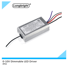 Waterproof 0-10v dimmable LED Driver Dimmable LED Power Supply 40W LED dimming driver IP65