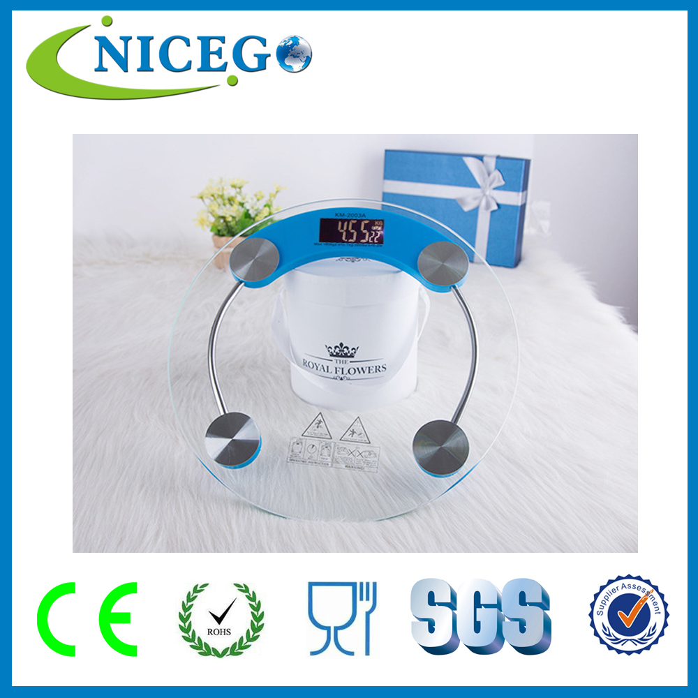 180kgs Cheap Electronic Digital Bathroom Body Weighing Scale
