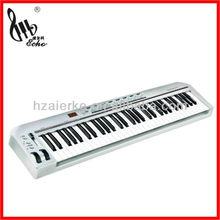61 key USB MIDI keyboard controller