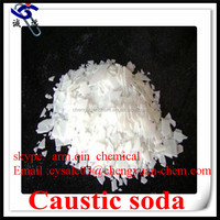 factory directly 2014 low price of caustic soda flakes for soap