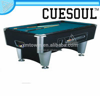 Cuesoul coin operated billiard pool tables