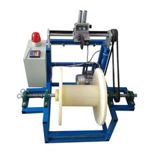 high speed automatic coiling maker wire rope winding machine