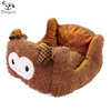 New design cartoon dog bed for wholesale