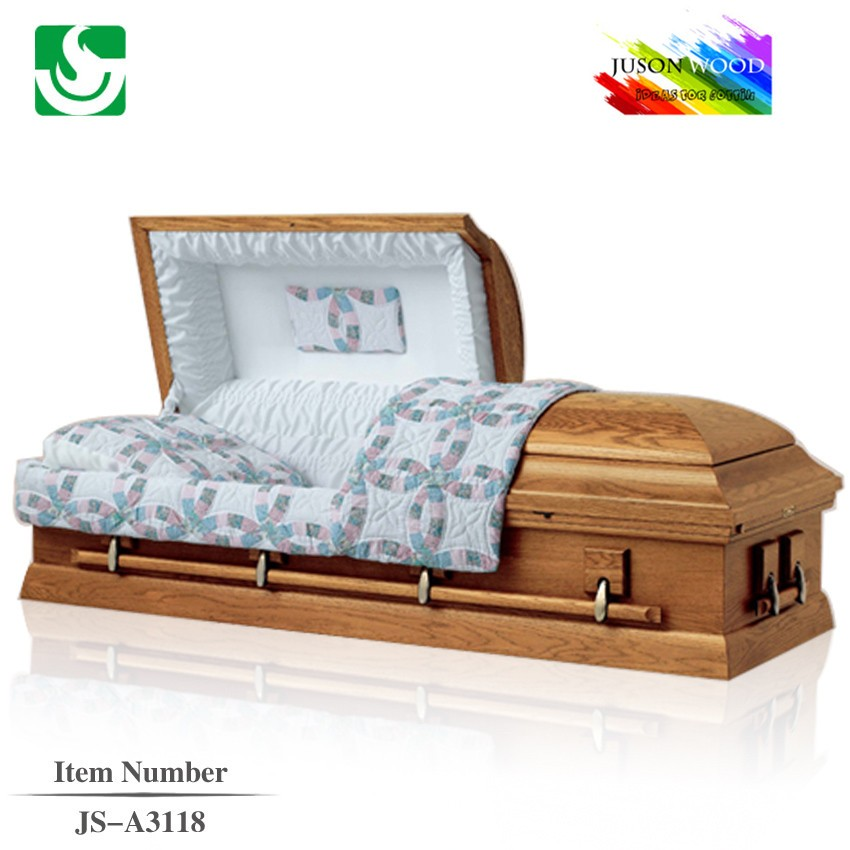 chinese manufacturer sold mustard wholesale casket
