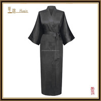 in stock fast shipping manufacturer wholesale satin robe