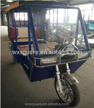 Hot sale best price three wheeler tricycle adlut 3 wheel electric tricycle vehicle