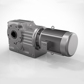 K series Bevel helical gearbox