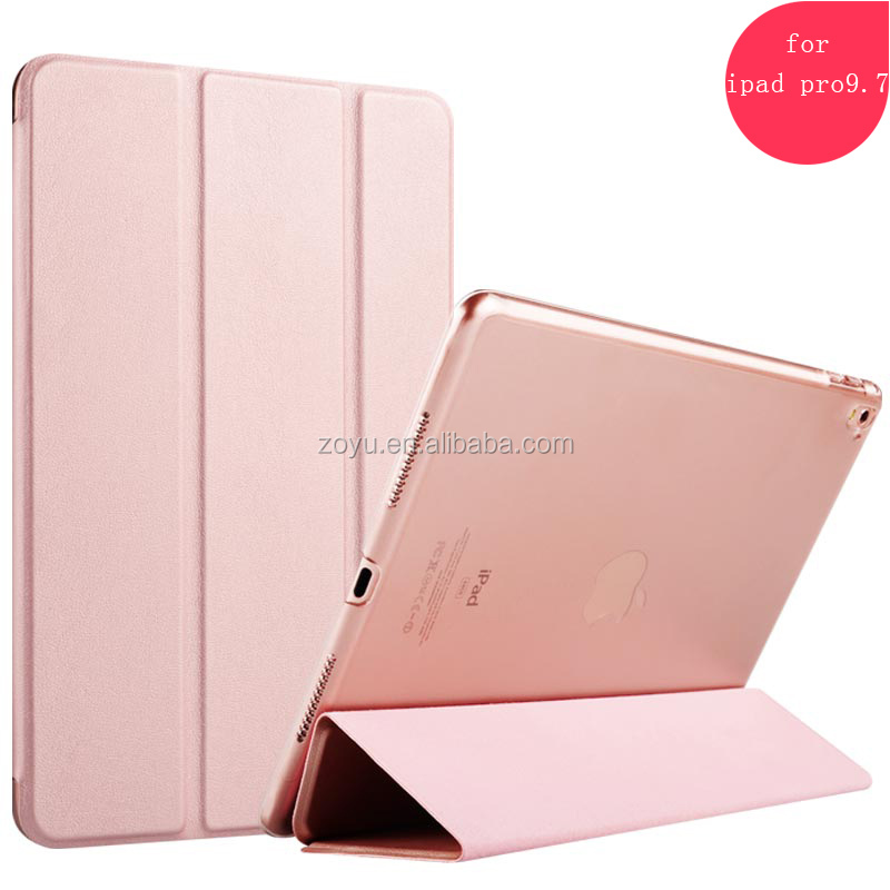 Manufacturer Leather Case For Ipad Pro 9.7 Tablet Cover For Ipad Pro