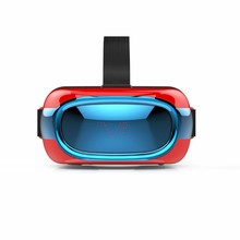 Retail vr glasses VR BOX Virtual Reality 720P HD Head Mount Headset 3D Glasses Touchpad Wifi Bluetooth free shipping