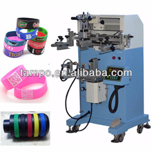 semi automtic silicone wristband,silicone bracelet,cool silicone wristband series screen printing machine
