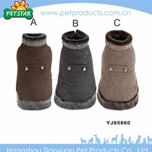 Promotional best quality fashion quality dog clothes korea