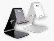 new 2017 patent aluminum phone and watch stand