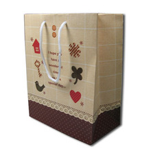 2016 Good Manufacturers Shopping Gift Cheap Paper Bag Printing