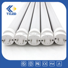 8 years led tube production experience bottom high PF t8 led tube lightn price AC85-265V