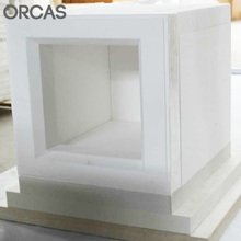 Vacuum formed ceramic fiber furnace price