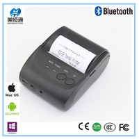 58mm Smallest Bluetooth Android POS Thermal Printer 5802LD