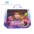 Hot sale 2017 popular gane beauty fashion make up doll toy for girls