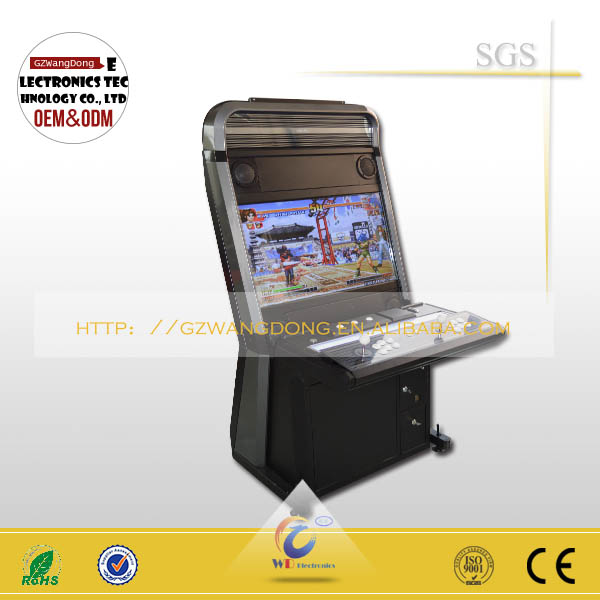selling arcade game machine/terminator salvation arcade machine/arcade machine