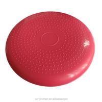 manfacturer offer gym equipment professional yoga massage cushion balance training wobble cushion