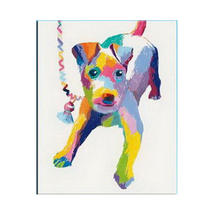 Pop Modern Handmade Wall Picture Animal Canvas Art Decorative Oil Paintings Price