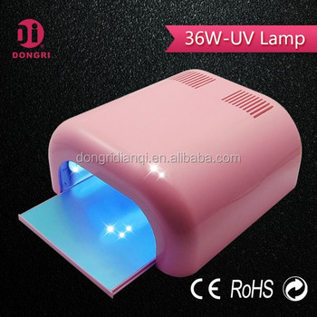 UV Nail dryer 36W CE & RoHS & GS approval