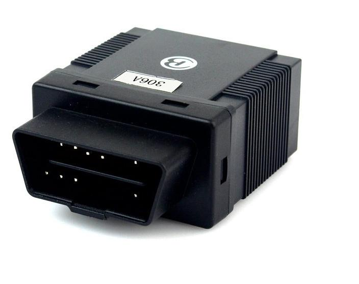 OBD gps tracker Function and OBD gps with diagonse Use OBD GPS Tracker Vehicle Diagnosis GPS306A