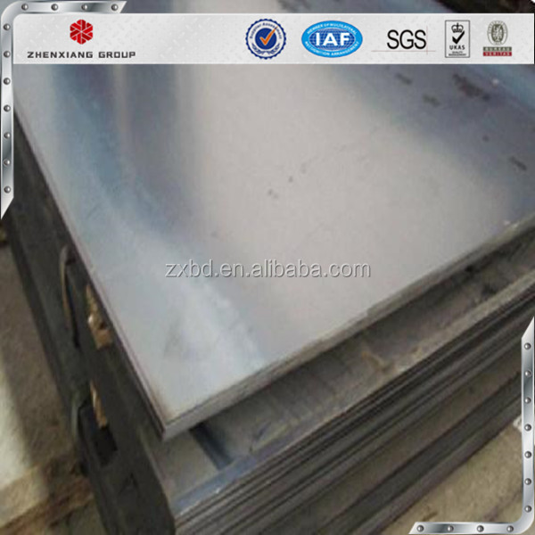 low carbon structural mild steel plate sheet ASTM A36 material price