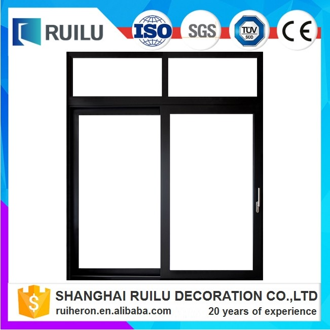 Aluminum and wooden sliding window door models and aluminum frame side sliding window