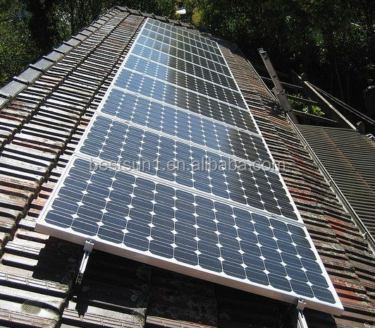customized 2kw off-grid solar system with optimize-function