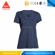 2015 basic t-shirt v shape t shirt ---7 years alibaba experience