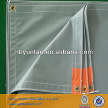 Competitive price safety net/pvc coated 1000 D polyester mesh net