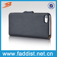 Alibaba China Genuine leather wallet case for iphone 5, for iphone 5 case