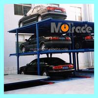 2 3 4 tiers Pit 4 Columns vehicles Garage Parking