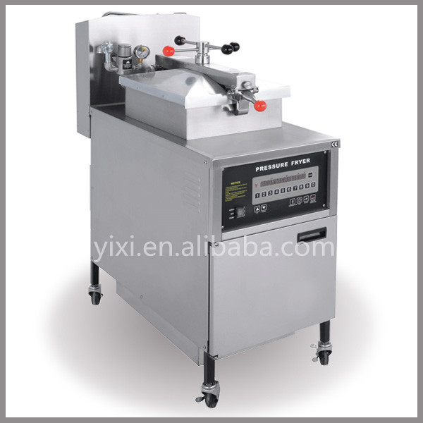 Potato Chips Making Machine/Chips Fryer/Broasted Machine