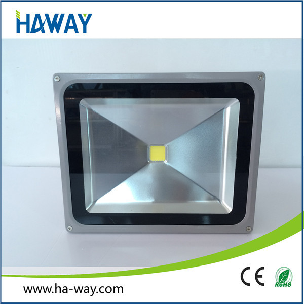 Low price 6000K led flood light 50Watt 110-240V for outdoor/indoor 2 year guarantee