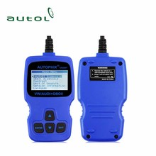 Autophix V007 for Audi A3 A4 A6 for VW Golf Passat B5 OBD2 Scanner ABS Airbag SRS car engine tester diagnostic scanner