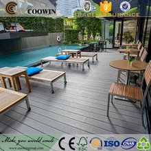 hollow outdoor wood flooring composite decking china