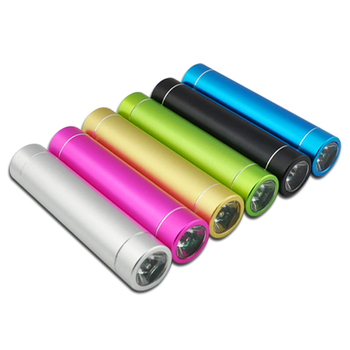 Factory Supply Portable mobile powerbank 2600mah, OEM powerbank for all mobile phone