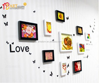 House Wall Art Photo Print Wholesale Wooden Decorative Picture Frames