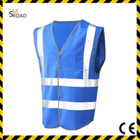 Security Protection Reflective Polyester Mesh Night
