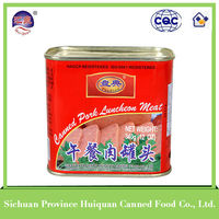 Wholesale High Quality spiced pork cubes eat healthy food