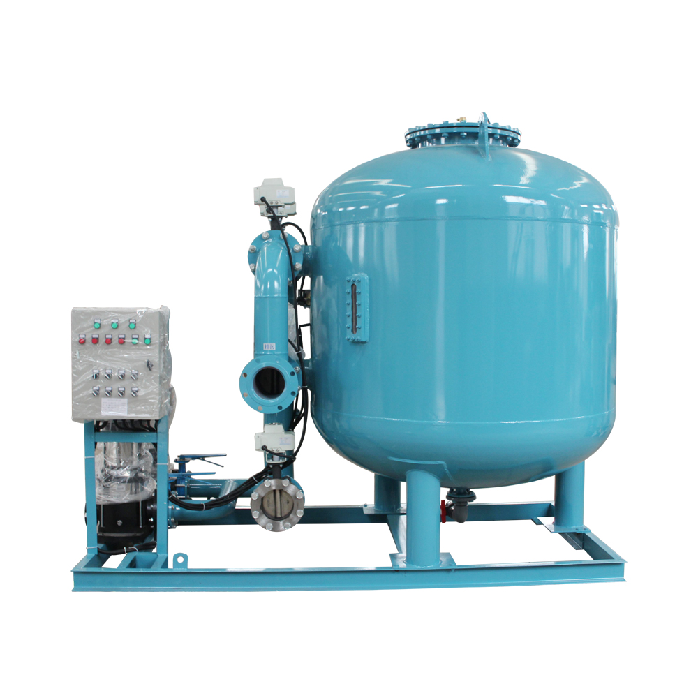 Aquaculture Recirculating water Treatment Sand Filter Tank
