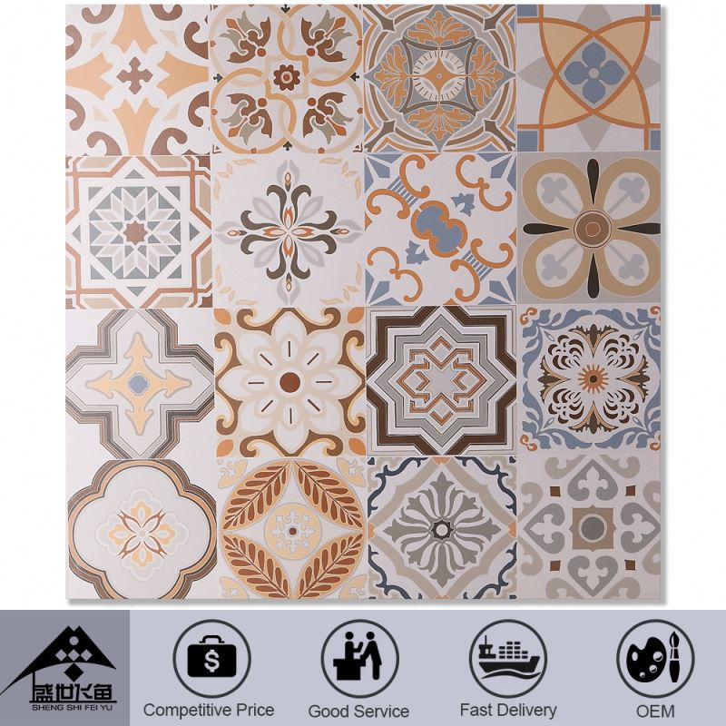 Best Choice! Stylish Fashionable Design Oem Production Low Cost Standard Ceramic Tile Sizes
