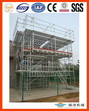 Allround Scaffolding In Steel Comply With Layher Standard