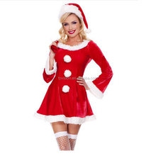 New Sexy Women Fancy Dress Up Christmas Costumes