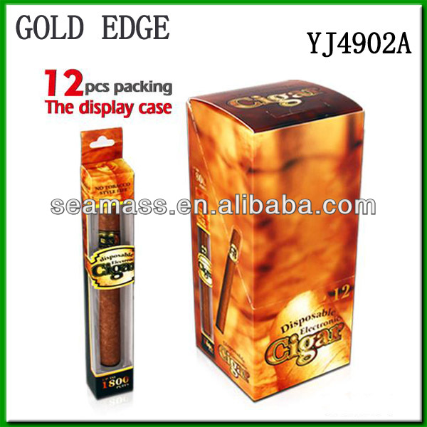 Eshisha club huge vapor disposable e cigar 1800PUFFS